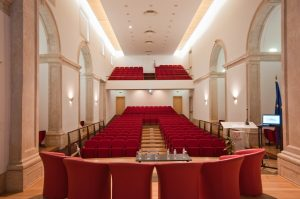 Auditorio Universidade ISEG